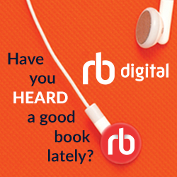 Have you heard a good book lately? RB Digital link.