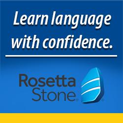 Rosetta Stone link.